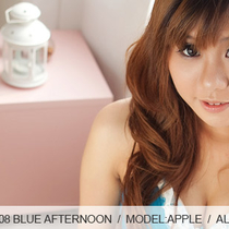 No.00108 Blue Afternoon [27Pics]