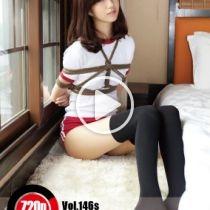 Vol.146s Bloomer And Stocking #1 ブルマとストッキング着ている可愛い女子校生MAIは緊縛をゆっくり楽しんでいた。