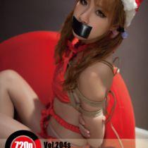 Vol.204 Merry Christmas 2014 2014のクリスマスプレゼントは緊縛り初体験のビキニ美少女です。それは初めてなので、ただテープギャグと