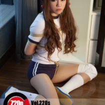 Vol.220 PE Lession モエちゃん今日は女子校生となり、ブルマで緊縛を競演。ほら、あれは乳房縛りと股縄です。