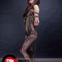 Vol.222 Black Fishnet #1 セクシーさ女の子の全身網タイツ緊縛すがた はすごく綺麗と思います。乳房縛りと股縄はいいかな~