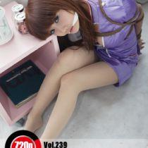Vol.239 Purple Stewardess #2 パープルスチュワーデスの緊縛動画は可愛いですね。美少女mikoが緊縛をどんどん好きになるわ。 ねえ~後