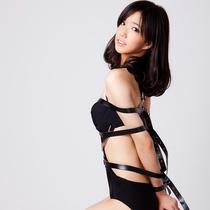 No.00658 Bondage Belts #1 [21Pics] 本日縛リ芸術の美少女モデルmaiさんの新作は遂に発表しました、黒い水着の上のは緊縛ではなく、あれは拘束着です。みんなは今回の画像を新鮮さを感じていますか?