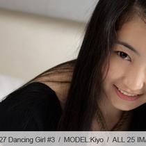 No.00327 Dancing Girl #3 晴れの日、これは体操着着けているのバレリーナの緊縛ゲームです。