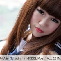 No.00374 After School #1 彼女は密かに放課後にここに来る、緊縛は超面白い彼女がそ言った。後高手小手縛り彼女の最初のレッスンです。