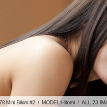 No.00378 Mini Bikini #2 時には後高手小手縛りを欲しいですね、でミニビキニ姿の彼女そう言った。