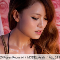 No.00455 Rosen Room #4 彼女は緊縛りのために黒いビキニを着る、よく似合うですね。でも、お後高手小手縛りでいいかな?