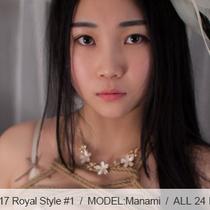 No.00517 Royal Style #1 彼女の柔軟性がいいですね、緊縛で似合うです。後高手小手縛り