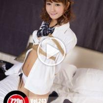 Vol.243 Am I Cute #3 縛り芸術モデルMaiya今度は女子校生になる、着衣緊縛動画の撮影に参加しました。  後高手小手縛りや、乳房縛りや、可愛