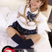 Vol.161s Am I Cute #2 私可愛いか?Maiyaは女子校生ですが、緊縛を好きだった、特には一本縛りと乳房縛りだな。